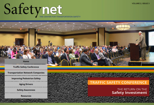 Click the image above to see the latest issue of Safetynet.